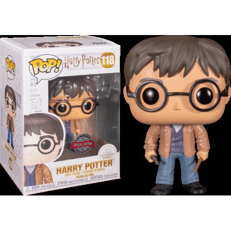 Harry Potter two wands dos varitas 118 Funko Pop