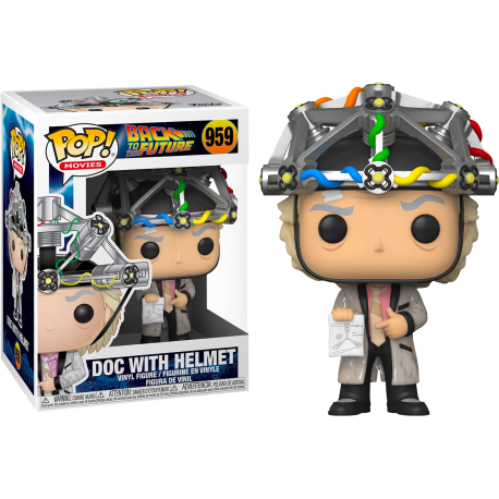 Doc 2015 Funko Pop Back Future Regreso Futuro 960