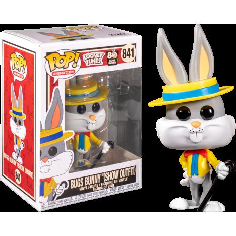 Bugs Bunny in fruit hat 840 Funko Pop Looney Toones