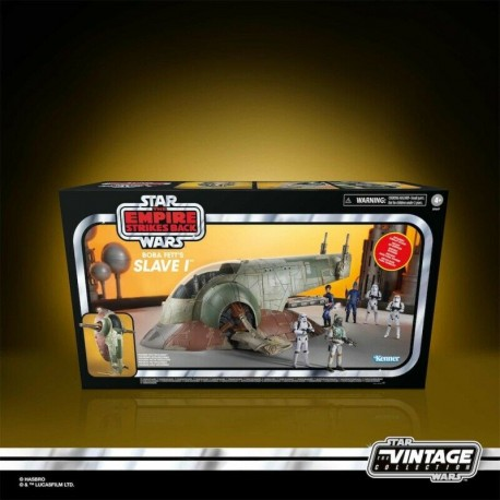 Star Wars vintage Collection Imperial Transport Mandalorian