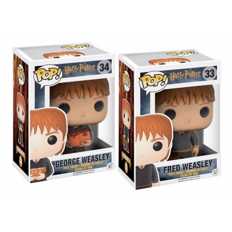 Figura Funko George Weasley Harry Potter 10 cm Pop Vinyl