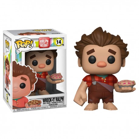 Rompe Ralph Wreck it Ralph 2 Pop Vinyl Funko