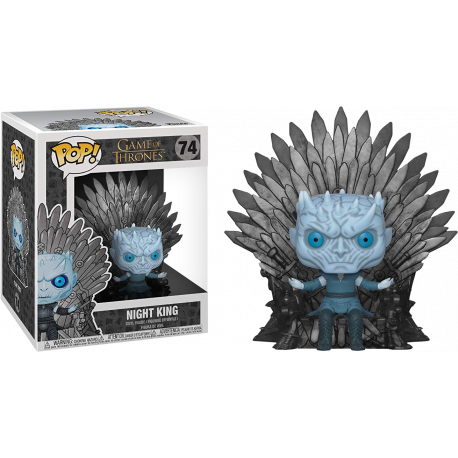Night King FIGURA POP VINYL Game of thrones