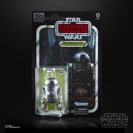 Chewbacca 40 aniversario E5 Black Series Star Wars