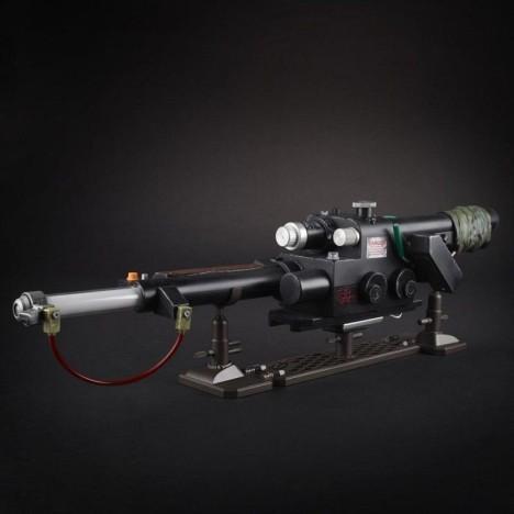 Réplica escala 1/1 Lanzador neutrones Spengler wand neutrona cazafantasmas