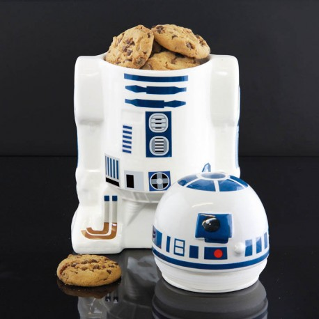 Star Wars Jarra Cerámica Casco Stormtrooper Galletas Cookies jar jarra