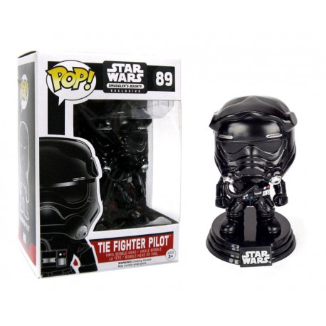 Tie Fighter Pilot 51 Pop Vinyl Star wars funko
