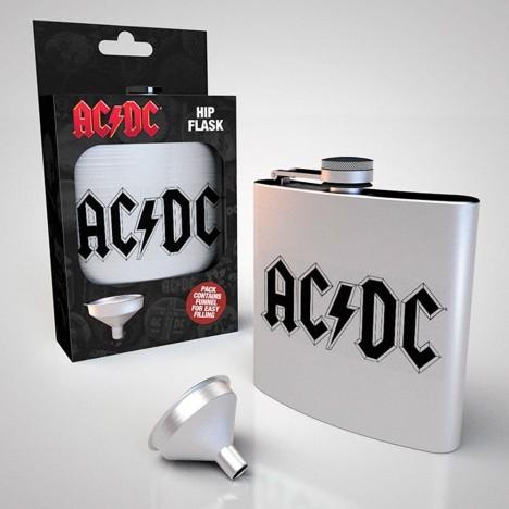 Botella Ac/Dc aluminio 600ml