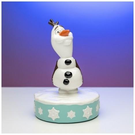 Peluche Olaf Cosquillas 44cm Frozen con sonido y movimiento