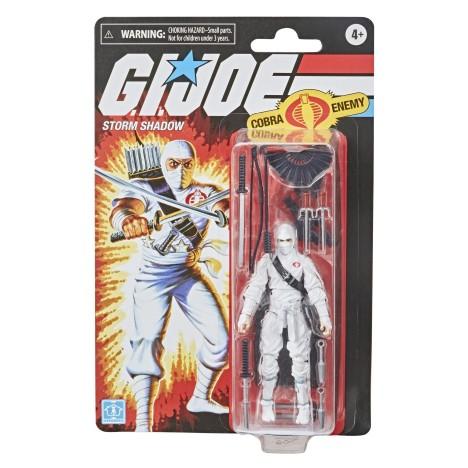 Vehículo y figura Retro Hiss Cobra Gi Joe