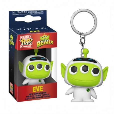 Llavero Sulley Alien Remix funko Pop funko keychain
