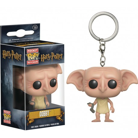 Llavero Harry Potter funko Pop funko keychain