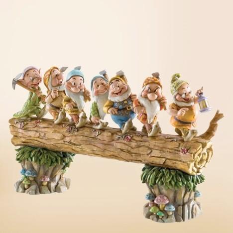 Figura Mrs Potts y Chip Jim Shore Disney Traditions LA Bella y la Bestia