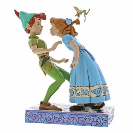 Campanilla Peter Pan Jim Shore Disney Traditions