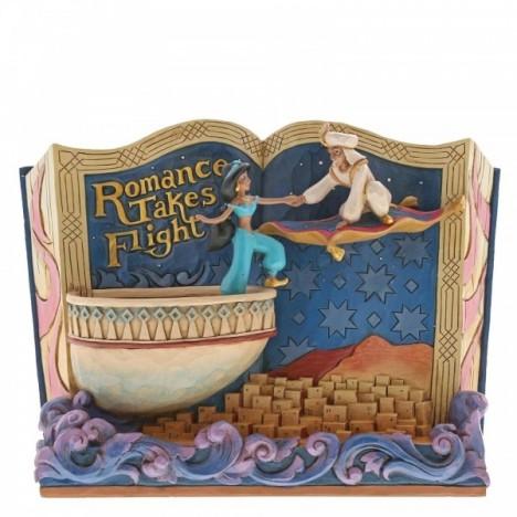 Figura Peter Pan , Wendy y Campanilla Peter Pan Jim Shore Disney Traditions