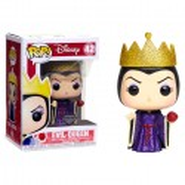 Evil Queen Diamond 42 Disney Pop Funko