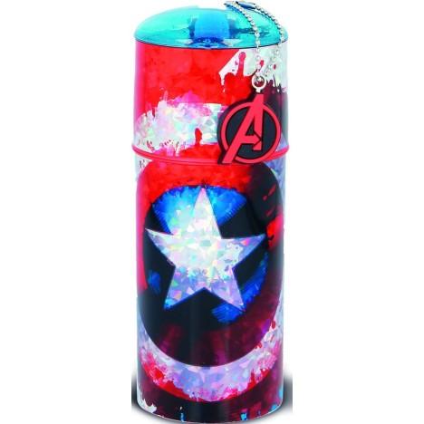 BOTELLA Iron Man Marvel 1030 ml Cristal