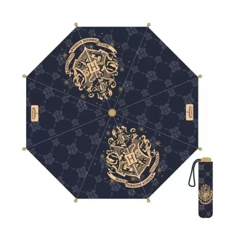 Paraguas HArry Potter HOgwarts plegable
