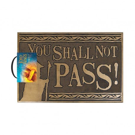 Legend of Zelda Felpudo Boss Key 40 x 60 cm