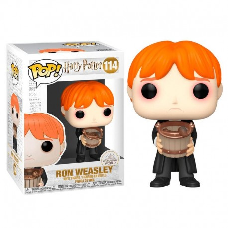 Figura Ron weasley Howler aullador Funko Pop Harry Potter