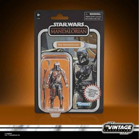 Star Wars vintage Collection Death trooper carbonized