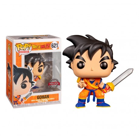 Gohan Metallic 813 Pop Dragon ball Z Pop Funko