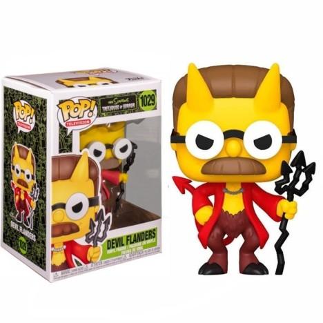Krusty Vampiro Halloween Funko Pop 1030 Simpsons