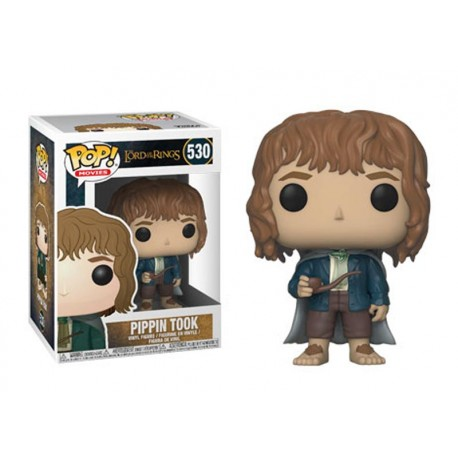 PAck Merry y Pippin Took 530 528 Funko Pop Señor ANillos Lord of the Rings