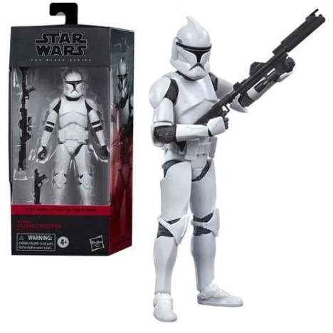 Incinerator Trooper Mandalorian Black Series Star Wars