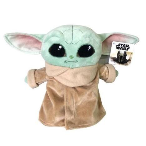 Peluche Baby Yoda 25cm Child Mandalorian Star Wars