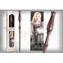 Varita Luna Lovegood Harry Potter con marcapáginas PVC Noble collection wand