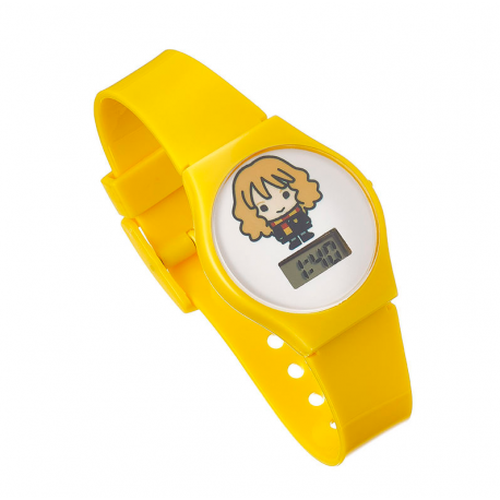 Reloj Hemione Chibi digital Harry Potter