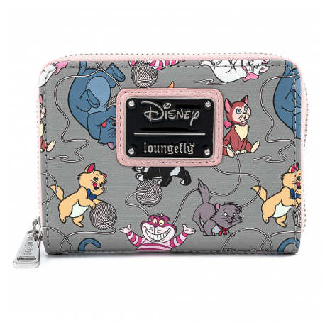 CArtera Gatos Disney Cheshire aristogatos Loungefly