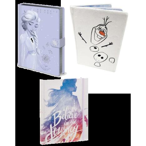 Pack 3 figuras 5 Star Elsa Ana Olaf Frozen 2 y 3 llaveros Funko Frozen