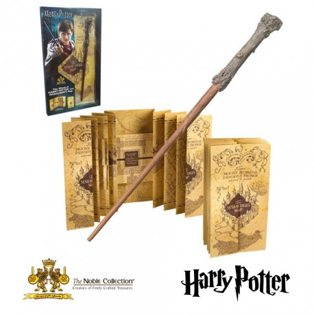 Harry Potter Réplica 1/1 Mapa Merodeador Marauder Harry Potter Noble Collection