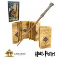 Pack Harry Potter Réplica 1/1 Mapa Merodeador Marauder y varita Harry Potter Noble Collection