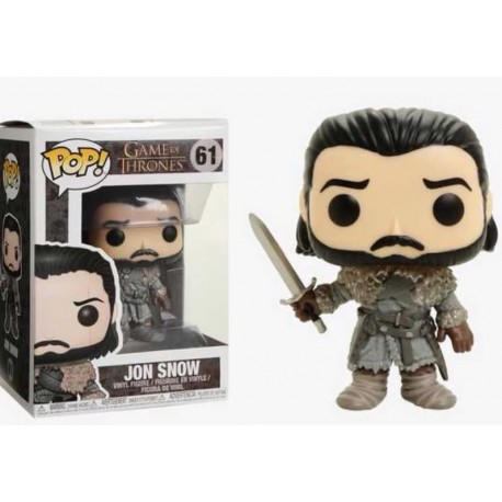 Jon Nieve Juego de Tronos num 49 Funko Pop (Game of Thrones)