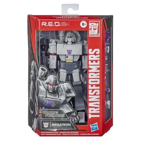Gigawatt Transformers Delorean Regreso al Futuro