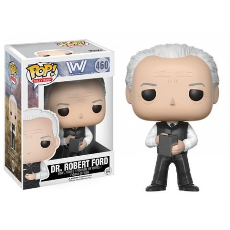 Dr Robert Ford Westworld funko pop