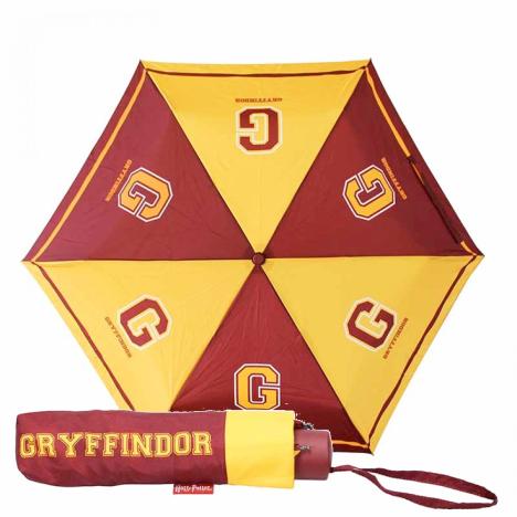 Paraguas HArry Potter Gryfindor plegable