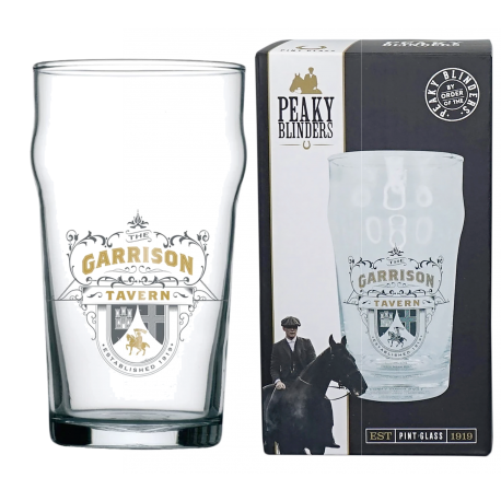 Taza sensitiva calor Peaky blinders