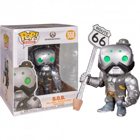 Wrecking Ball Overwatch Funko Pop Vinyl