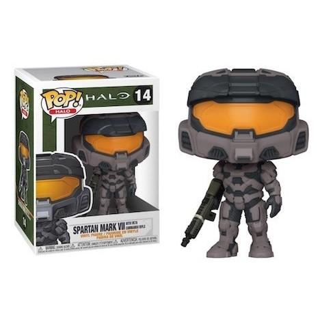 Spartan Mark VII Infinite Halo Funko Pop