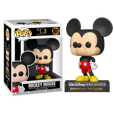 Mickey Classic Archives 798 Disney Pop Funko