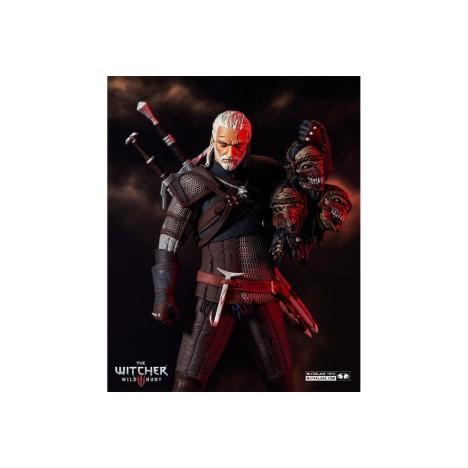 Figura Geralt Rivia Ursine DArk HOrse