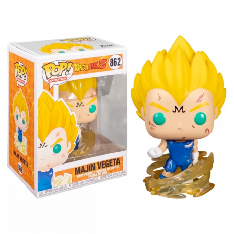 Super Saiyan Goku SGSS First appearance 860 Pop Dragon ball Pop Vinyk Funko