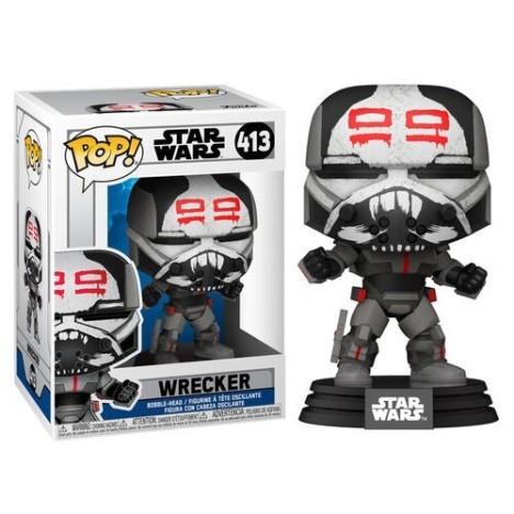 Darth Maul Clone War Guerras 411 Clon Funko Pop Star Wars