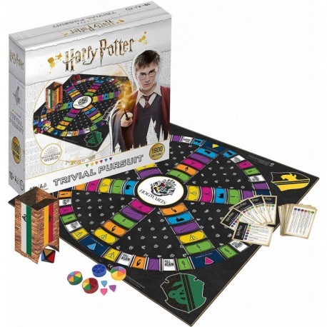 Trivial Harry Potter Ultimate Edition en español