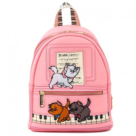 Mochila Gatos Disney Cheshire aristogatos Loungefly