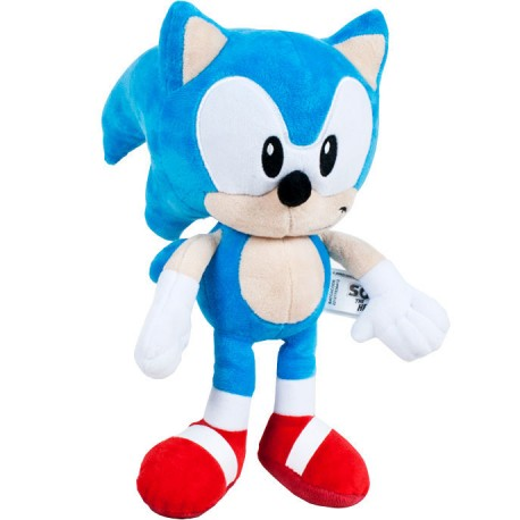 Peluche Sonic oficial 30 cm alta calidad